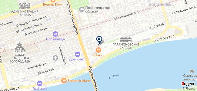 Тебодин Истерн Юроп БВ на карте