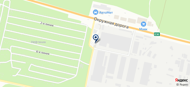Связьстройсервис на карте