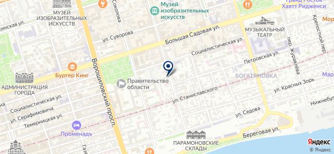 Северо-Кавказская Монтажная Компания, ООО на карте