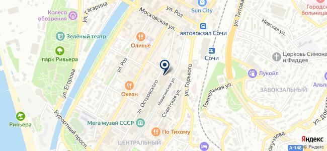 ЭВИС, ООО на карте