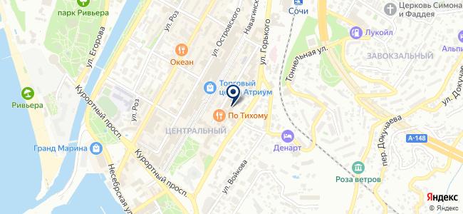 Альянс Кабельных Баз на карте