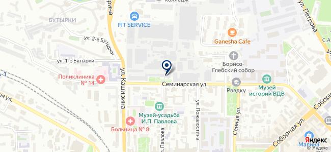 Автоматизация на карте