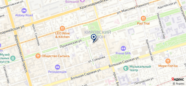 Донэнерго, ОАО на карте