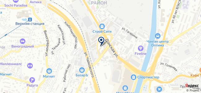 Виктория Плюс, ООО на карте