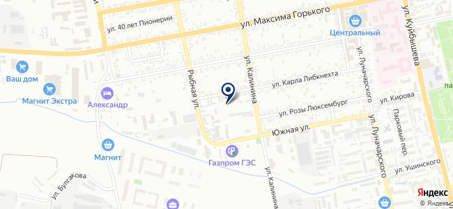 AvantGarde на карте