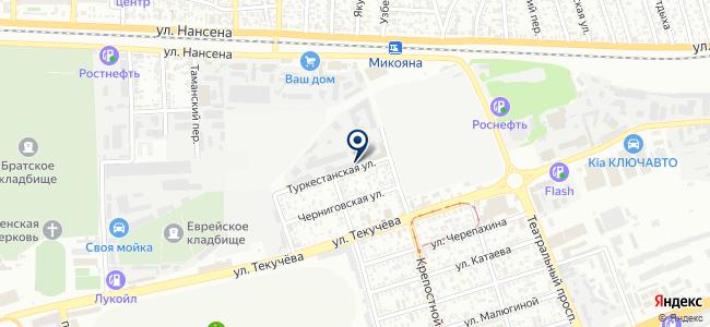 ЭлектроПрофиль, ООО на карте