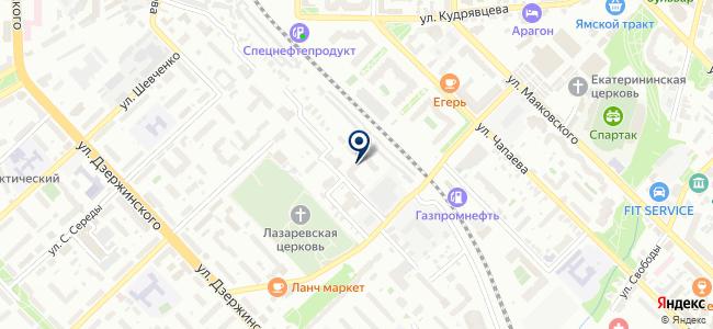 Русант-свет, ООО на карте