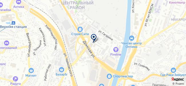 ПрофМонолит, ООО на карте