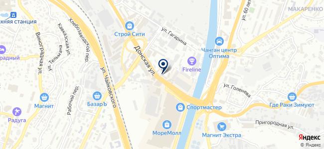 Светосервис-Сочи на карте