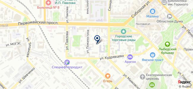 Электроремонт, ООО на карте