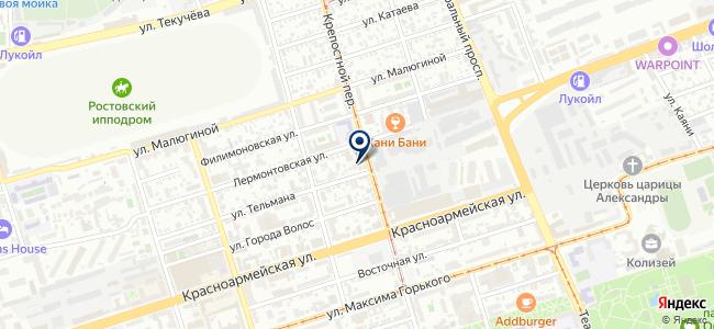 Энергия-Юг, ООО на карте