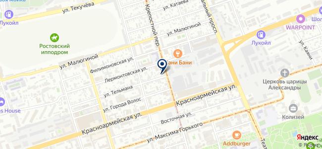 Союз-Энерго, ООО на карте