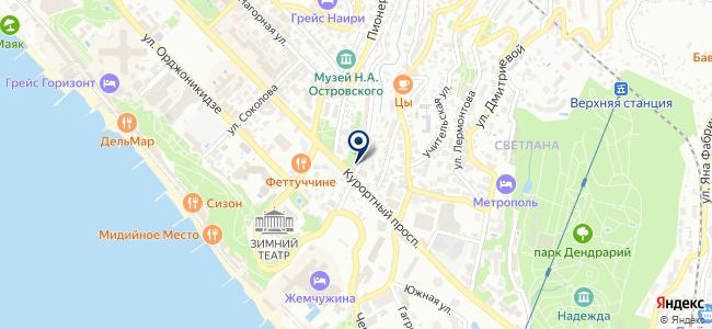 Фирма А, ООО на карте