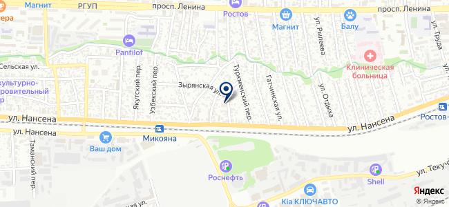 Элпром, ООО на карте