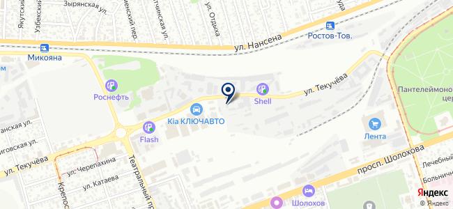 Электро-Форум, ООО на карте
