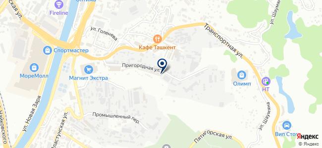 AUTOLIFE-Sochi на карте