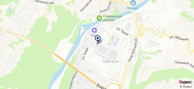 Олимпснаб, ООО на карте