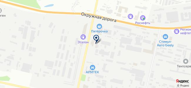 СнабКомплект на карте