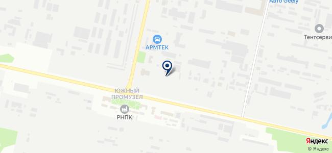 ТКТ-сервис, ООО на карте