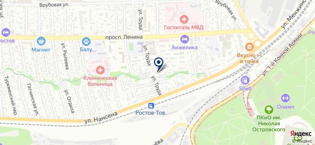 Компания Республика, ООО на карте