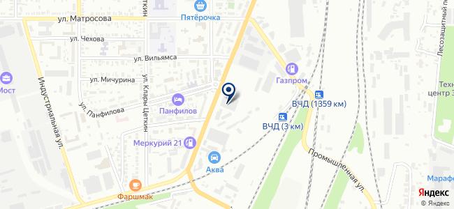 Ростовводпром-ДС, ООО на карте