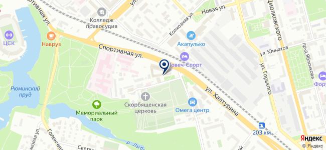 ЭСТСЕРВИС, ООО на карте