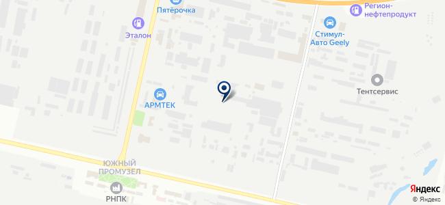 Компания Рязанский Электрод на карте