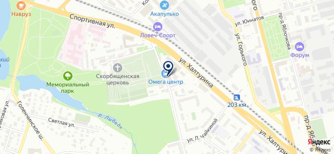 РадиоПрибор, ООО на карте
