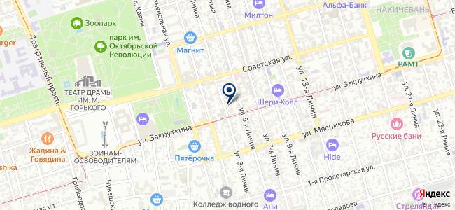 Энергокомплект, ЗАО на карте