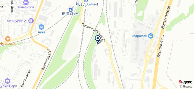 Элефант, ООО на карте