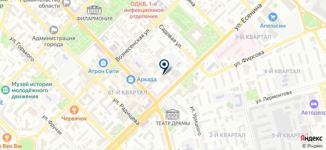 ЖАиС, ООО на карте