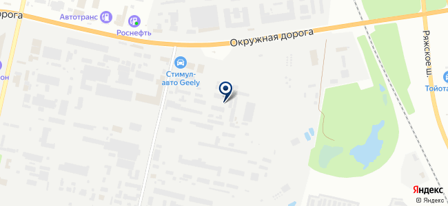 Центроэлектромонтаж, ОАО на карте