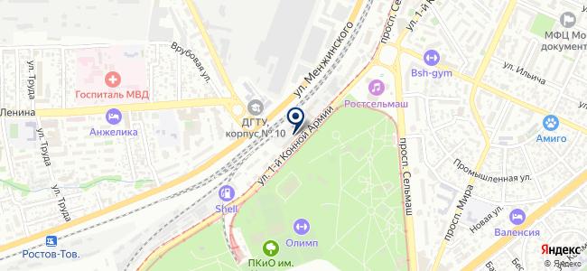 ЛасСветас на карте