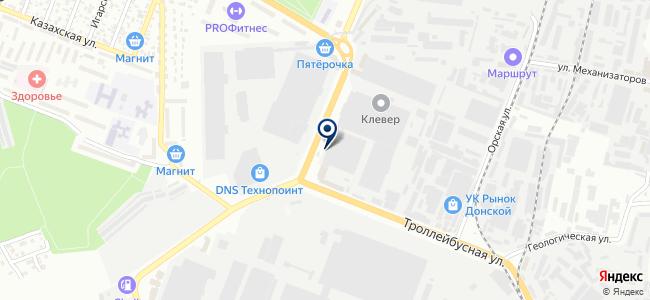 ЮНИТ МАРК ПРО, ЗАО на карте