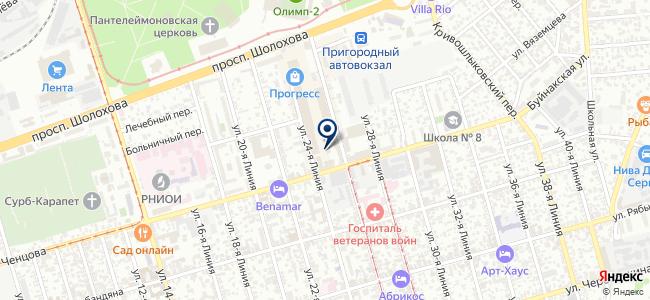 Сервис+, ООО на карте