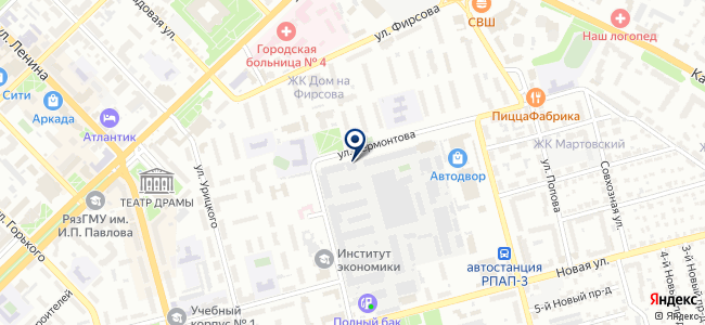 Электростекло, ООО на карте