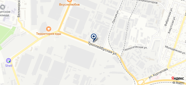 РостТорг, ООО на карте