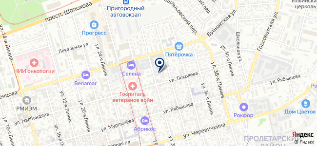 Энерго-Логистик, ООО на карте