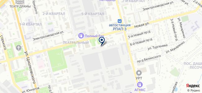 Поликонд, ОАО на карте