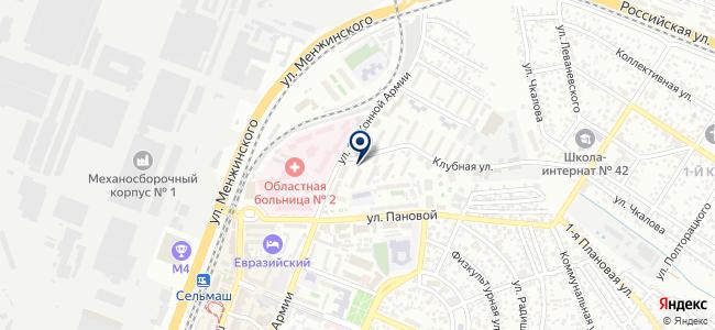 ЮгЭлектро, ООО на карте
