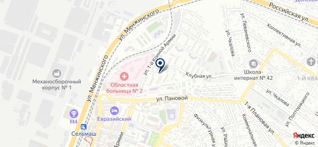 Безопасный город, ООО на карте