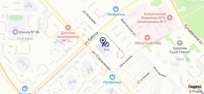 Первая спутниковая компания-Северо-Запад, ООО на карте