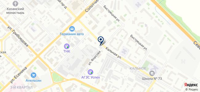 ЛайтТек плюс, ЗАО на карте