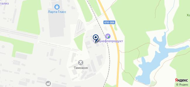 КомплектСервис, ООО на карте