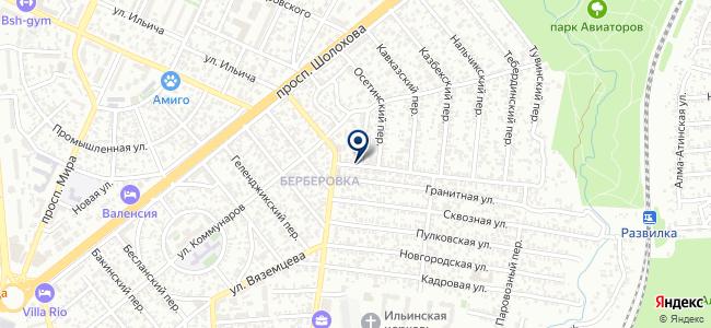 ЛиМ-Сервис на карте