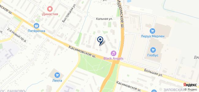 ЭЛЕМЕР-ОКА, ООО на карте