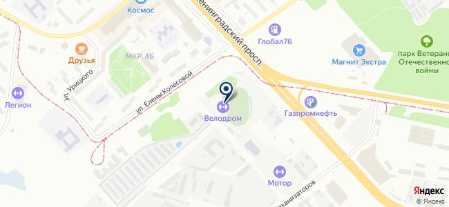 Ярпожсервис на карте