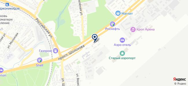 Электрик61 на карте