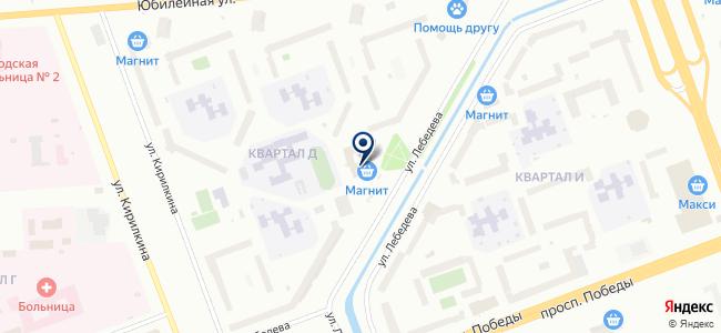 Магазин пультов и электротоваров на карте
