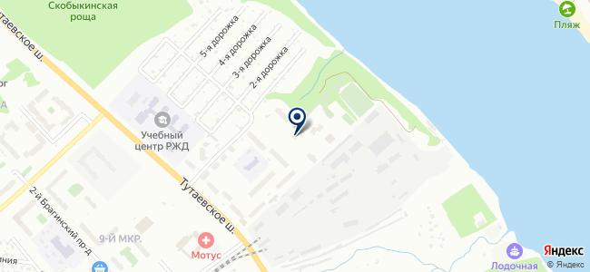 Митра на карте